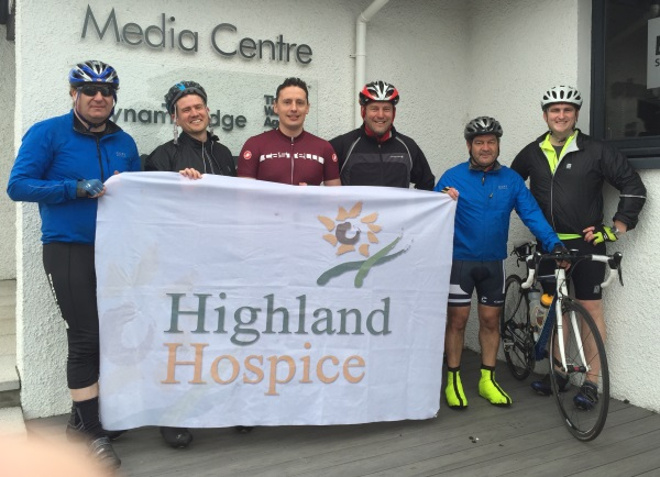 Charity Cycle for Hospice