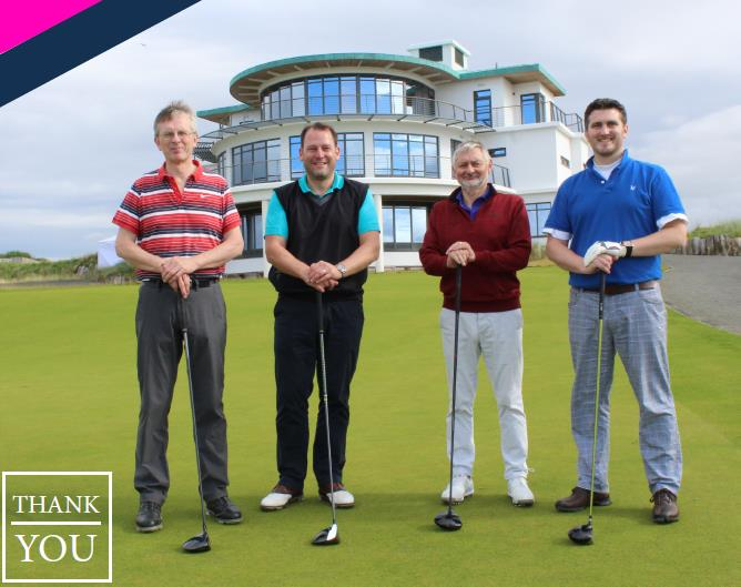 Dynamic Edge helps to raise £6,500 for Highland Hospice in Donnie Fraser Memorial Event